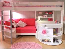 bunk bed with couch and desk beds sofa cute strong impression