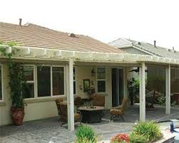 Clear Awnings For Home Patio Covers Pergolas And Awnings In Northern California