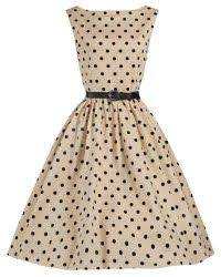 style vintage pas cher limited edition sunday coffee plaid mocha collar dress with