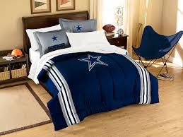 Dallas Cowboys Home Decor Dallas Cowboys Applique Comforter Bedding Set Twin Full Home
