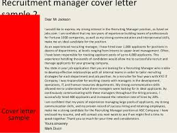 ideas collection cover letter sample to employment agency about