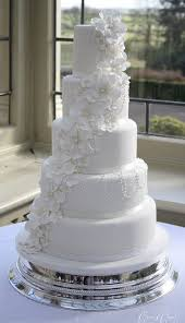 188 best white wedding cakes images on pinterest wedding cakes