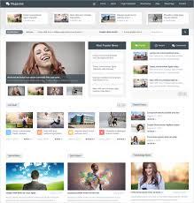 37 bootstrap blog themes u0026 templates free u0026 premium templates