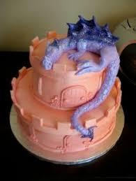 blue dragon birthday cake love it party ideas pinterest