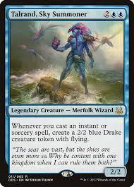 edhrec mono blue
