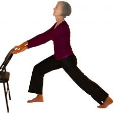 Armchair Yoga For Seniors Chair Yoga For Seniors And The Health Challenged Yoga Course In