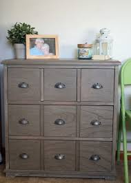 furniture wooden target file cabinet with 2 drawers and metal