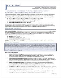 resume white space 5 expert tips to modernize the u201clook and feel u201d of your executive
