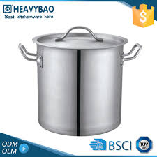 stainless steel large commercial cooking pots buy commercial