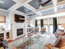 living room and dining room decorating ideas and design hgtv