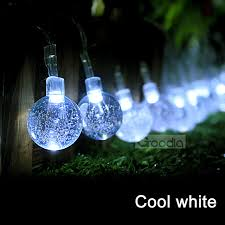 cool white lights aa battery cool white christmas lights 175 inches 40 led light