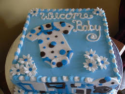 baby shower cake ideas for boy or pink baby shower cake