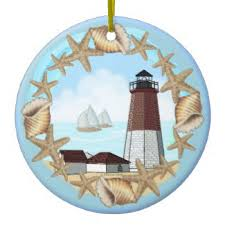 lighthouse nautical decorations
