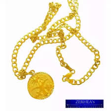 necklace gold men images Saudi gold 21k necklace for men buy sell online necklaces with webp