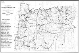 map of highway 395 oregon oregon highways