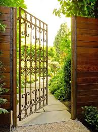 glow in the dark l entry gate ideas gate ideas with glow in the dark l rocks and