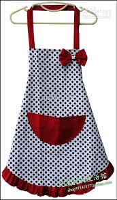 wholesale special korean version of the canvas aprons cute aprons
