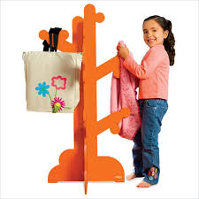 wooden clothes rack for kids from p u0027kolino
