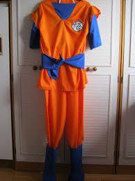 Dragon Ball Halloween Costumes Dragon Ball Goku Costume Goku Costume Costumes Ideas