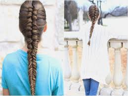 cute girl hairstyles how to french braid attending cute girls hairstyles youtube french braid can be