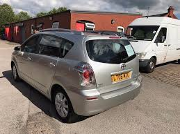 2006 toyota corolla verso d 4d t spirit 5dr 2 2 manual diesel in
