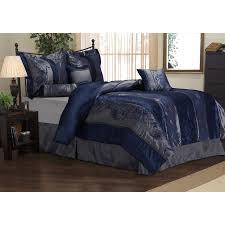 Best 10 Blue Comforter Sets by The Most Elegant Navy Blue Queen Comforter Set Ordinary Mbnanot Com