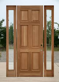 Hardwood Door Frames Exterior Remarkable External Door Frames With Sidelights Gallery Ideas