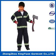 Firefighter Halloween Costume Boys Fighter Halloween Costume Kids Firefighter Costume Children