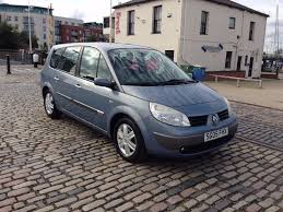 renault grand scenic 2005 renault grand scenic 1 6 16v dynamique 2005 05 plate great 7