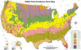 plant hardiness zones new usda plant hardiness zone map for