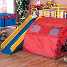 girls twin loft bed with slide loft beds slide for loft bed girls low castle kids playhouse