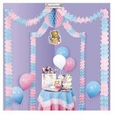 in baby shower pink blue baby shower decorating kit for baby shower baby shower