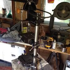 walker turner drill press restoration u2014 shaun m gill
