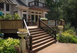 composite decking raleigh and charlotte nc custom composite decks nc