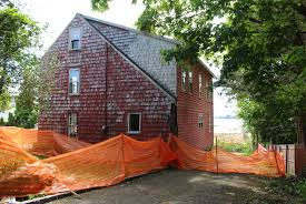 spared from the wrecking ball elizabeth feake house was u201ca hidden