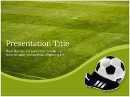 football template free
