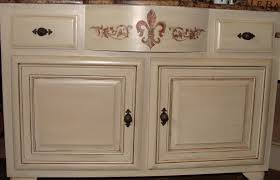 How To Antique Glaze Kitchen Cabinets Paint And Glaze Kitchen Cabinets All About House Design How To