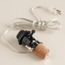 cork lamp adaptor kit world market