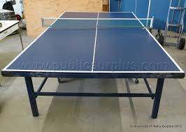 Tiga Ping Pong Table by Public Surplus Auction 830647