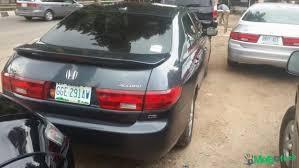 honda accord used cars for sale neatly used 2005 honda accord ex v6 nigeria used cars