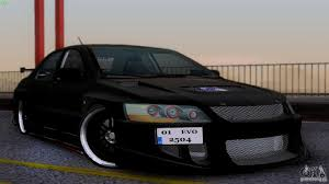 evolution mitsubishi 8 mitsubishi lancer evolution 8 drift for gta san andreas
