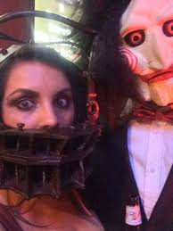 halloween costume ideas yahoo answers how to make the jigsaw killers headtrap for next to nothing 5