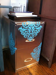 Contact Paper Desk Makeover File Cabinets Excellent Contact Paper Filing Cabinet Design