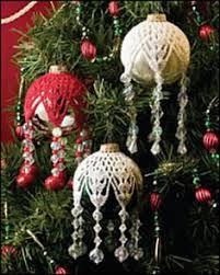 how to make a macrame tree ornament tree