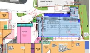 Shopping Centre Floor Plan by Aldi U0026 Shopping Centre Extension Approved 970 U0026 992 Waterworks