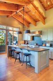 High Ceiling Kitchen by Kitchen Rustic Kitchen Blue Ceiling Fan Galley Kitchen Island