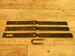 anglo saxon viking roman medieval chest hinges hasp and staple