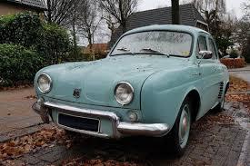 renault dauphine in het wild renault dauphine autonieuws autoweek nl