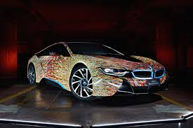 Bmw I8 On Rims - bmw i8 u0027futurism edition u0027 should be on display at the louvre