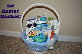 baby easter basket baby s easter basket ideas